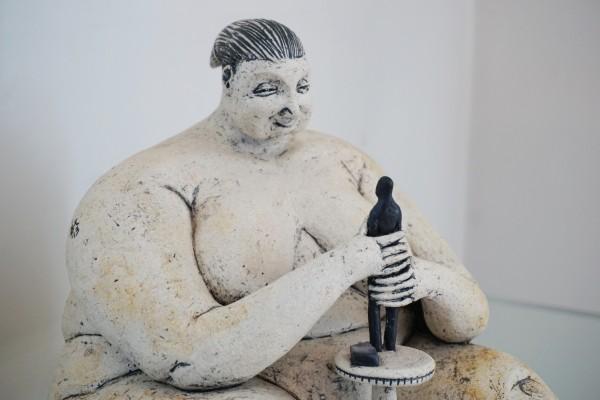 S. Lukošiūnienė - Skulptorė – kopija