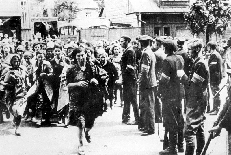 Jonavos žydų genocido aukų 75-ųjų metinių paminėjimas