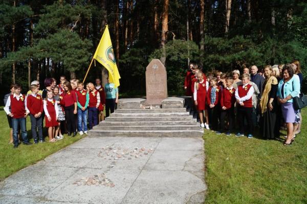 genocido aukų atminimas