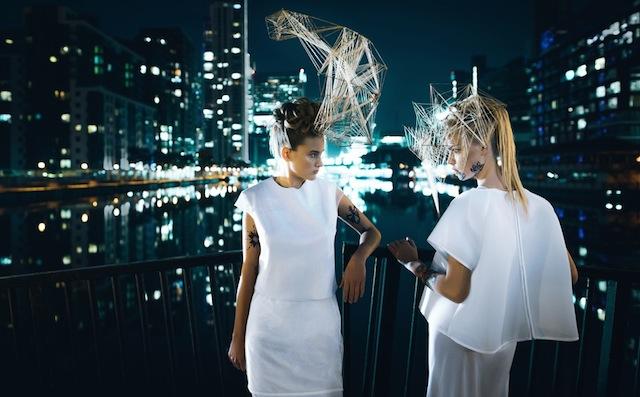 """Kūrybinės grupės A-Twins kolekcijos """"Archajiški sodai"""" fotografijų paroda"""