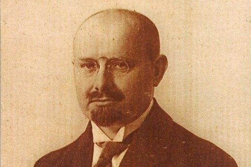 """Paroda """"Gimęs tai vietai ir toms pareigoms: Prezidentas Aleksandras Stulginskis (1922-1926 m.)"""